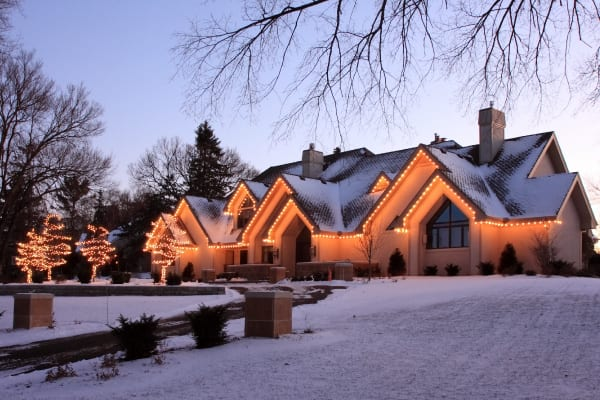 The Christmas Light Crew By Clean Exteriors